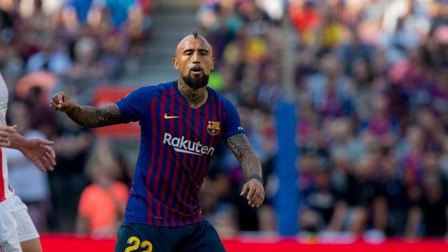 En España aseguran que el Milan quiere fichar a Arturo Vidal