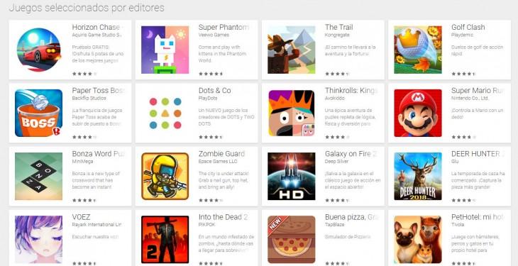 4 Buenos Juegos Que Recomiendan Los Editores De Google Play Eju Tv