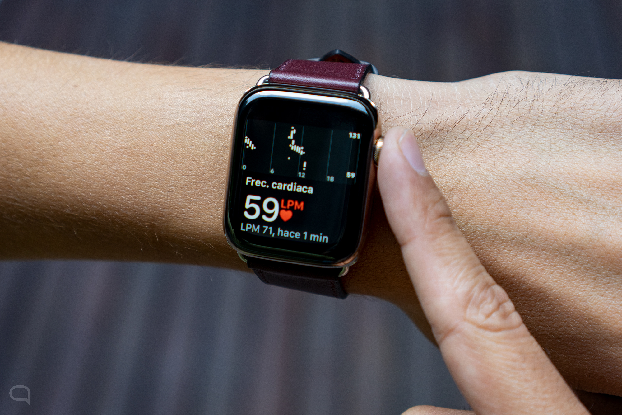 El electrocardiograma del Apple Watch Series 4 llegará con watchOS 5.1.2
