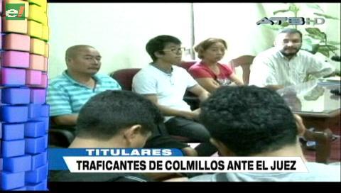 Video titulares de noticias de TV – Bolivia, noche del viernes 9 de noviembre de 2018