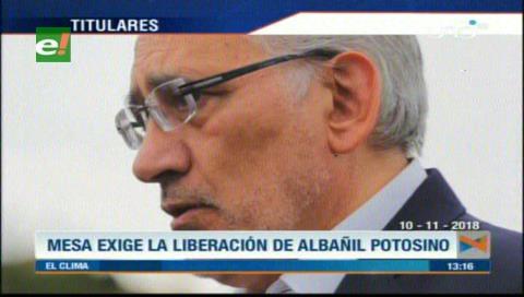 Video titulares de noticias de TV – Bolivia, mediodía del sábado 10 de noviembre de 2018