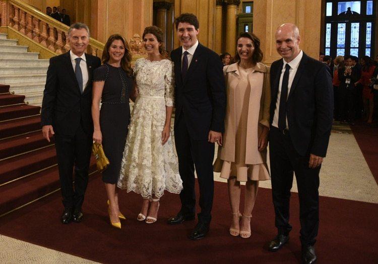 3f70293ba Ranking de moda G20 por expertos  las mujeres más elegantes y las ...