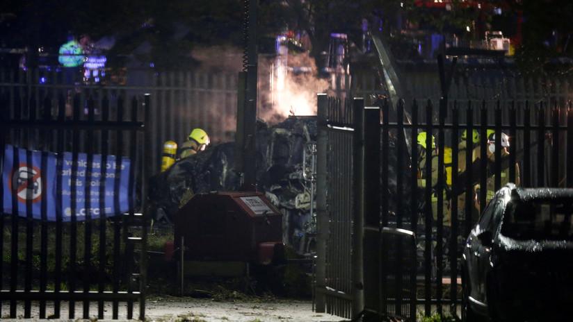 El helicóptero del dueño del Leicester se estrelló por un mecanismo desconectado