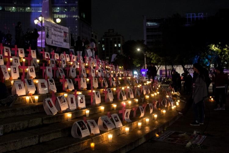 La cantidad de femincidios en México aumentó en dos años (Crédito: GALO CAÑAS /CUARTOSCURO.COM)
