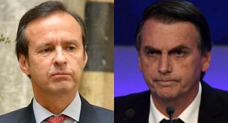 En Brasil, Bolsonaro felicitó a un policía que mató a un ladrón
