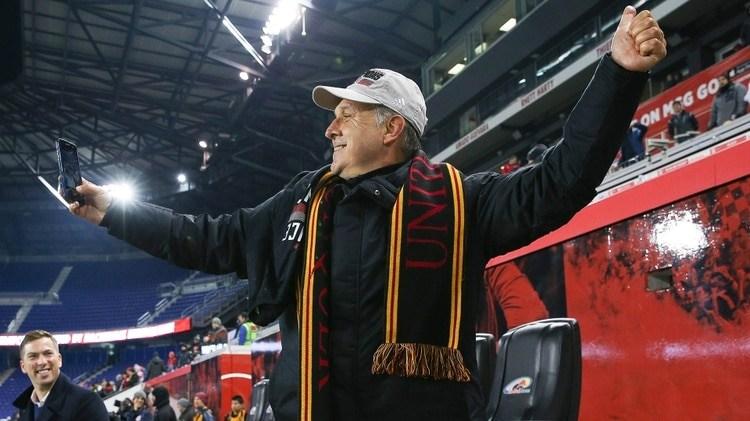 Gerardo Martino se despedriá del Atlanta United tras la final ante Portland Timbers (Reuters)