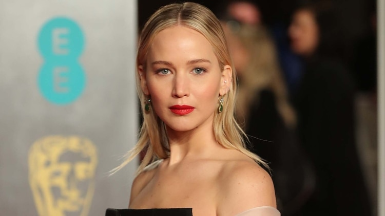 Jennifer Lawrence negó los dichos de Harvey Weinstein