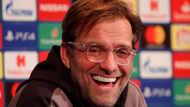 Jürgen Klopp y su revelador 'selfie' con Messi