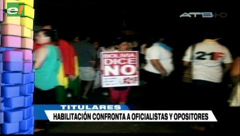 Video titulares de noticias de TV – Bolivia, mediodía del miércoles 5 de diciembre de 2018
