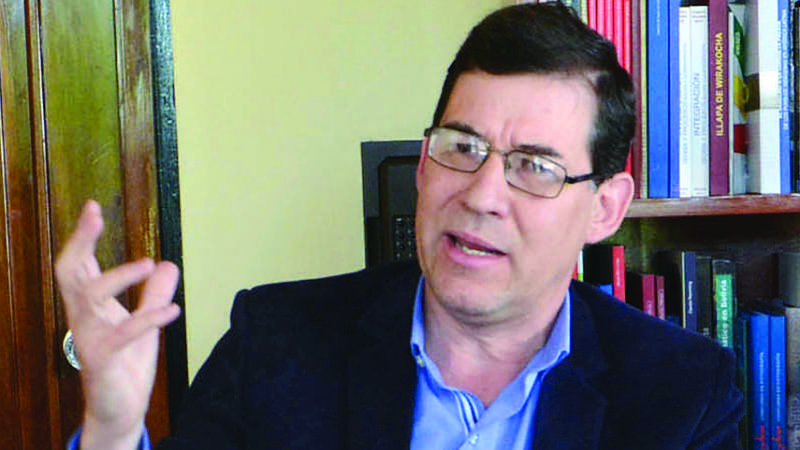 Peñaranda: El Gobierno no apela a la Ley de Imprenta porque yo saldría victorioso