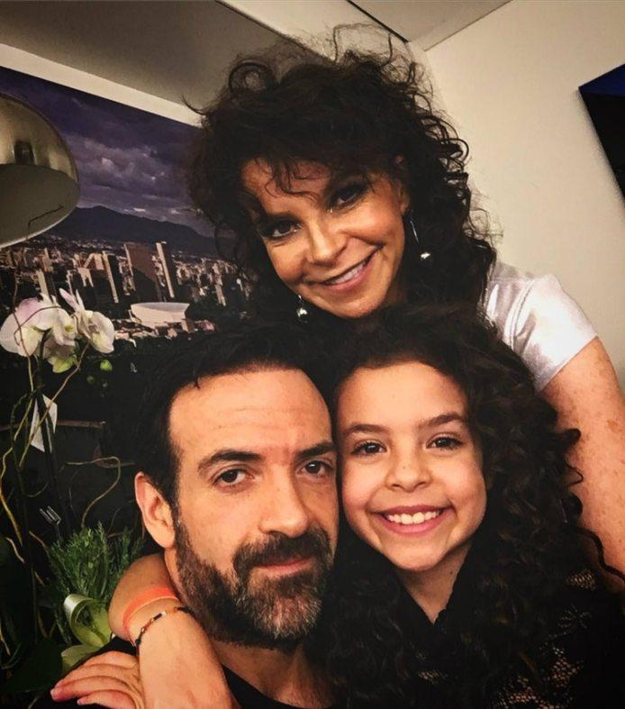 Garza y Perroni son padres de una niña llamada María (Instagram/pabloperroni)