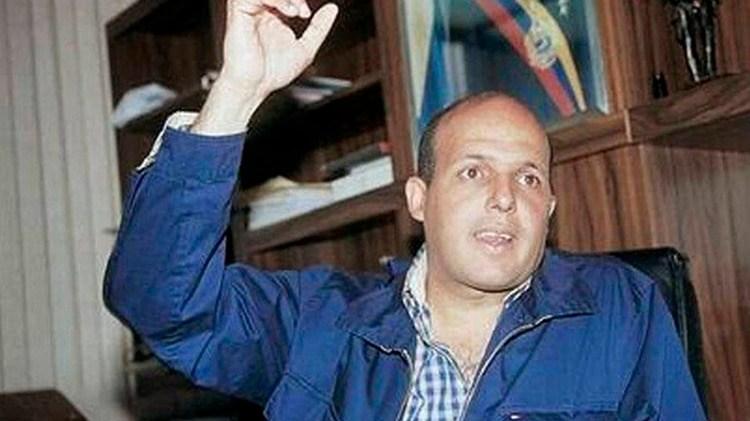 Alejandro Andrade, ex guardaespaldas y tesorero de Hugo Chávez