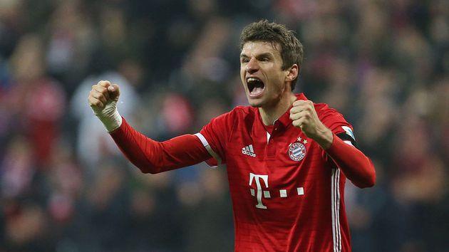Thomas Muller se perderá la serie ante Liverpool en la UEFA Champions League
