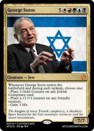 Meme Soros Magic