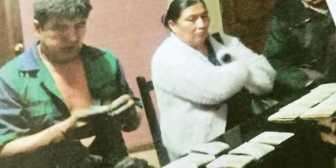 Ratifican detención domiciliaria para pareja que contrató a Jhasmany