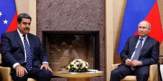 Rusia reafirma su alianza con Nicolás Maduro: apoya la dictadura e intenta apoderarse de Venezuela