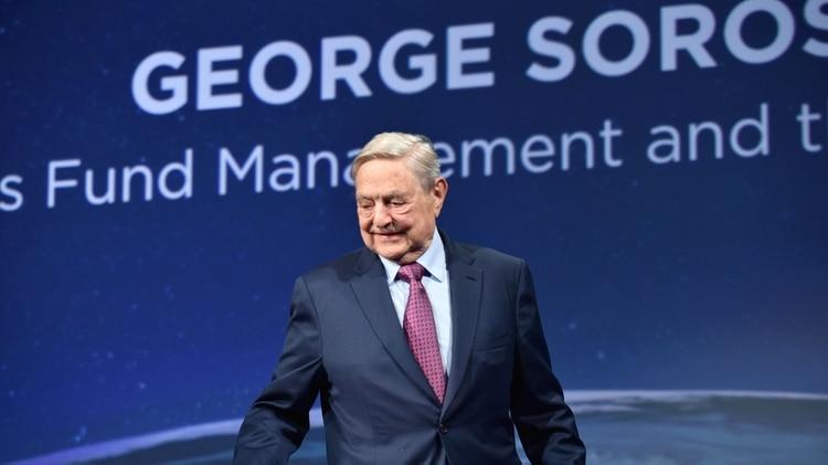 George Soros (Getty)