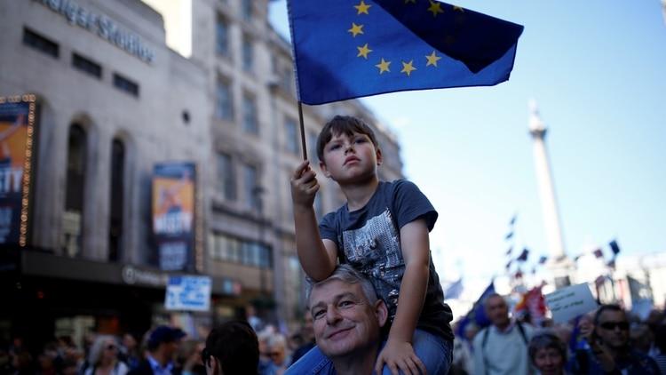 Un 62% de los británicos se siente infeliz por el Brexit