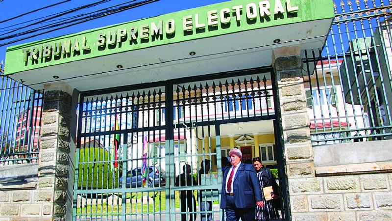 Presidente del TSE de El Salvador augura segunda vuelta de elecciones presidenciales