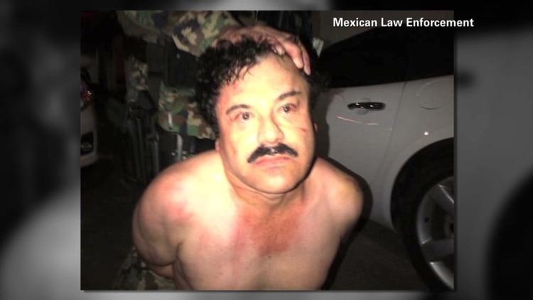 El Capo fue detenido por los elementos de la Marina mexicana (Foto: Archivo)