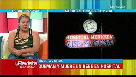 Conmoción en Bolivia por muerte de un bebé en una incubadora improvisada