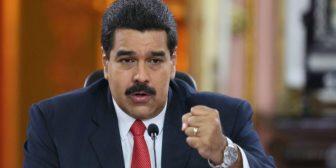 Le doy 72 horas al Cuerpo Diplomático de EEUU para que abandone Venezuela : Maduro