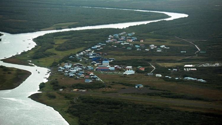 El vuelo partió del pueblo de Napakiak, de 354 habitantes, con destino a Bethel, hogar para unas 6.000 personas