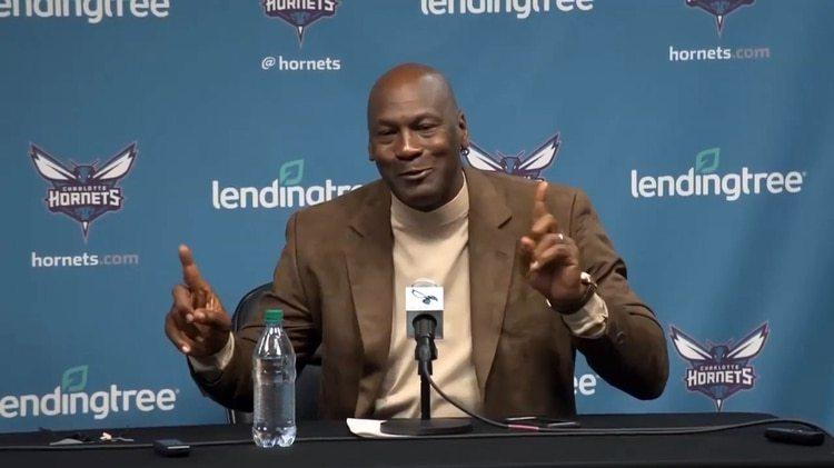 Michael Jordan se mostró contento por recibir el All Star Game de la NBA en Charlotte.