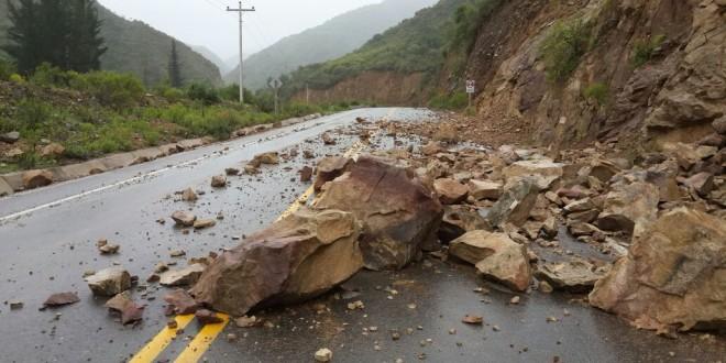 ABC recomienda precaución a los conductores debido a las lluvias en la carretera al Chaco