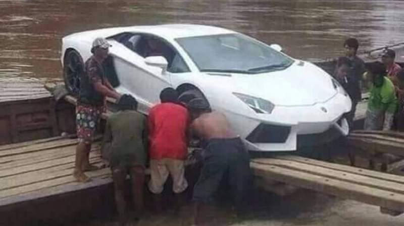 ¿Qué se sabe del Lamborghini que llegó a Bolivia?