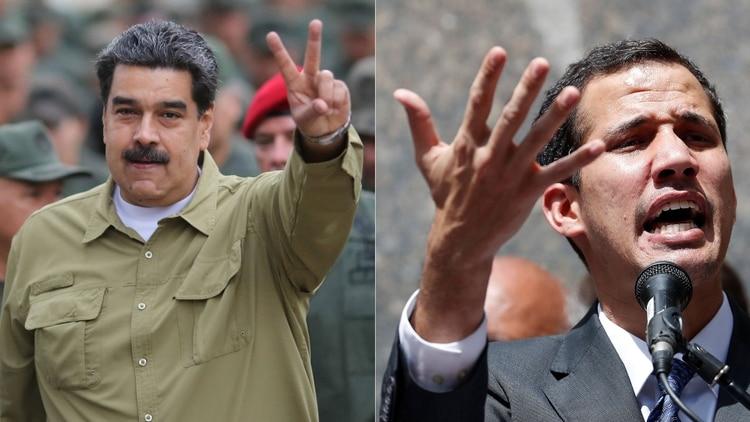 Estados Unidos enviará ayuda para Venezuela en aeronaves militares