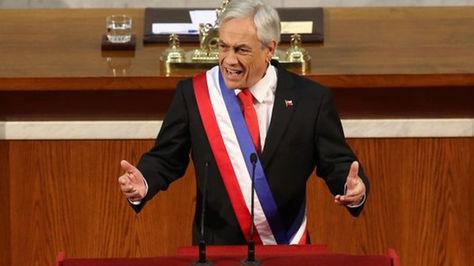 Piñera excluye a Venezuela de Prosur porque