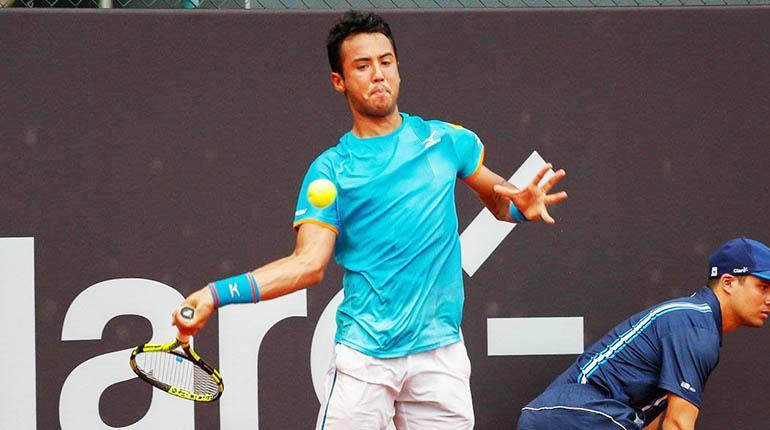 Dellien se convierte en el mito viviente para el tenis boliviano