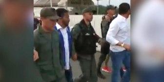 Desertaron cuatro miembros de la Guardia Nacional Bolivariana que custodiaban la frontera entre Venezuela y Colombia