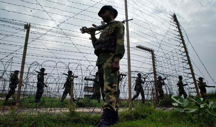 Cachemira fue una vez más el centro de las tensiones entre India y Pakistán(AP Photo/Channi Anand)