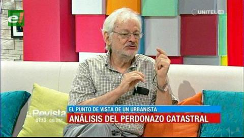 Prado señala que el perdonazo catastral será un agravio para la ciudad