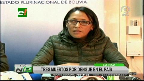 Bolivia reporta 543 casos y tres muertes en un repunte del dengue