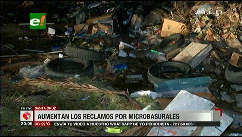 Aumentan los reclamos de vecinos por los microbasurales en Santa Cruz