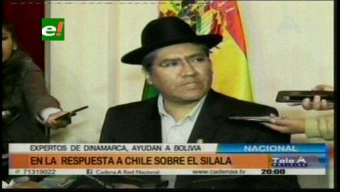 Bolivia contrata a expertos de Dinamarca para la respuesta a posición chilena sobre las aguas del Silala
