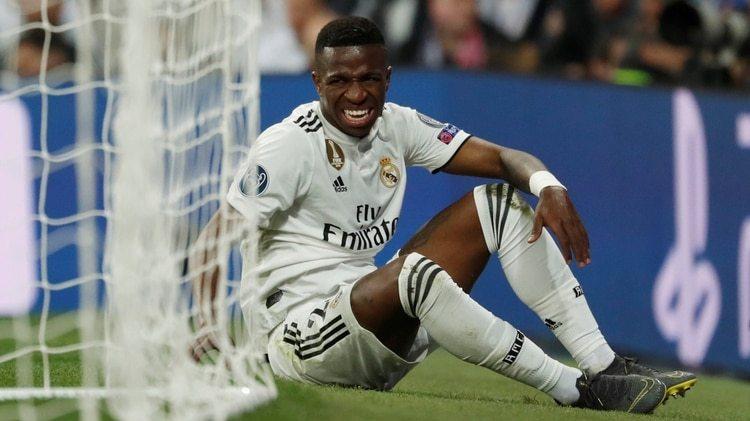 Vinicius Junior es el único jugador del Real Madrid que ha potenciado su valor de mercado (Reuters)