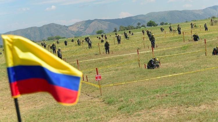 Dos civiles y tres militares mueren por explosión en el Catatumbo