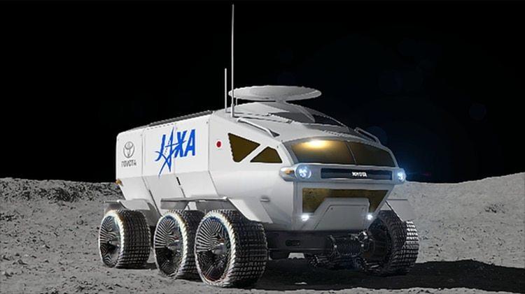 Los rovers tripulados serán un elemento importante para la exploración lunar humana, que estiman tendrá lugar en el año 2030 (Foto: JAXA)