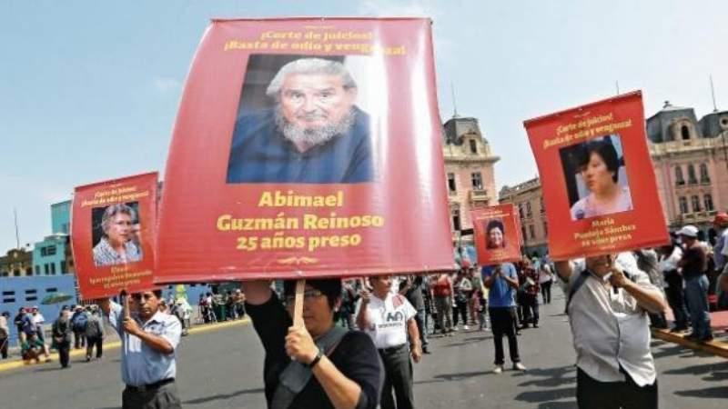 En Perú informan que juventudes del MAS apoyaron a Sendero Luminoso en la CIDH