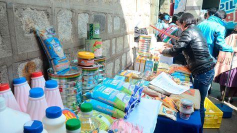 Resultado de imagen para venden productos de subsidio