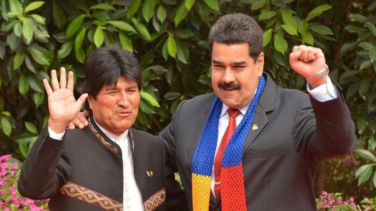 Evo Morales, el temor de quedar en soledad y ser el próximo Maduro