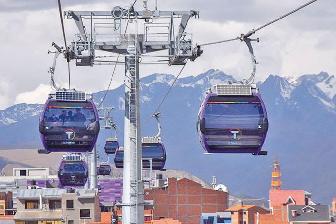 Esta semana se definirá avance del teleférico para Potosí