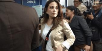 Piden a la fiscalía aprehender al exdefensor del Pueblo Tezanos Pinto