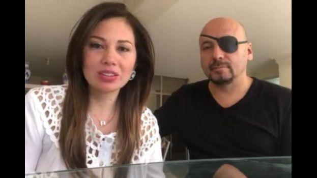 Exdefensor del Pueblo expone aspectos íntimos de la relación con su esposa