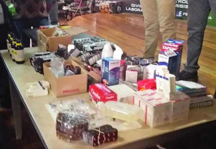 Resultado de imagen para medicamentos falsos con estuco