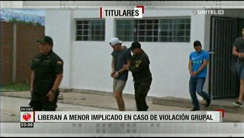 Video titulares de noticias de TV – Bolivia, noche del viernes 15 de marzo de 2019